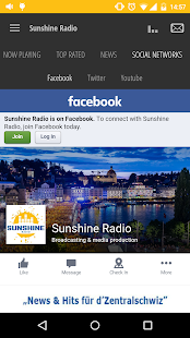 Sunshine Radio- screenshot thumbnail