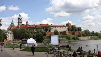 Photo: Zamek na Wawelu