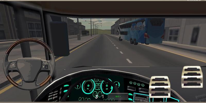 Bus Simulator 2016 3D - screenshot