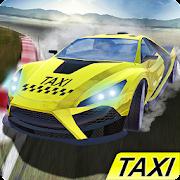 Taxi Driver : Crazy Demolition Taxi City Rush