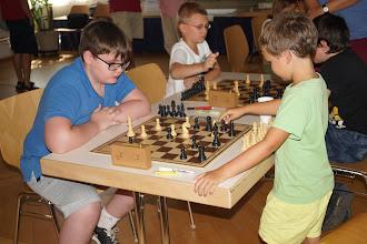 Photo: Schach im Fuhrwerkerhaus Foto: Ichmann