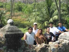 Photo: Salil, Sachin, Sumi, Patcy, Kiran and Sunil