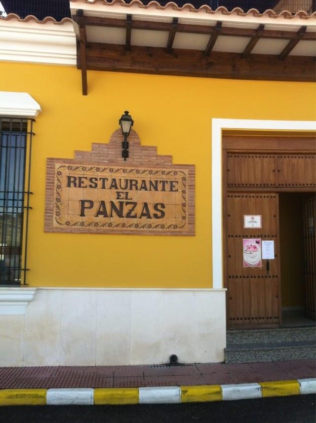 El panzas, la mejor gastronomía tradicional de Los Vélez.