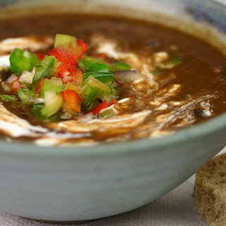 Black Bean Soup With Dried Beans Recipes.