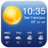 6 Day Real Time Weather Report APK