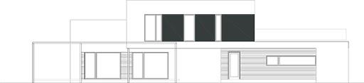 Elastyczny D26 - Elewacja lewa