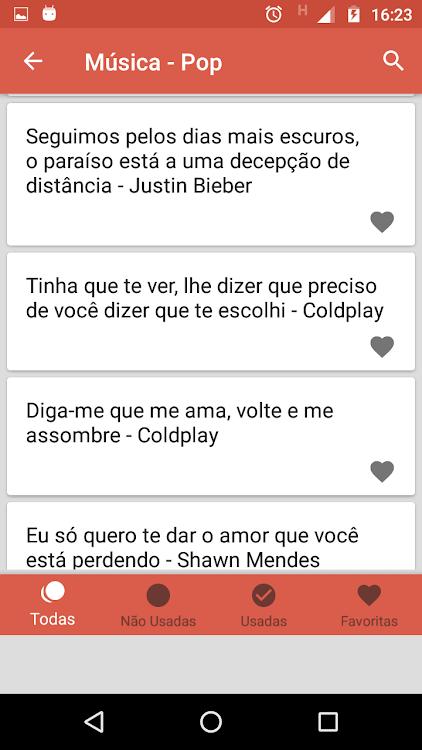Frases De Músicas Android приложения Appagg