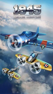 1945 Air Forces MOD (Unlimited Stones/Coins) 3