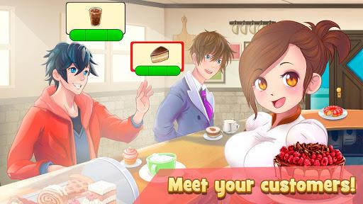 Dessert Chain: Cafu00e9 Waitress & Restaurant Chef 0.8.10 screenshots 9