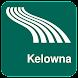 Kelowna Map offline
