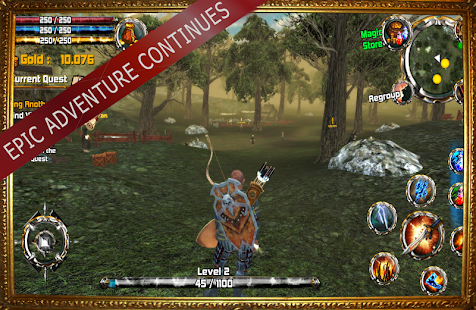 Kingdom Quest 2 3D RPG Screenshot