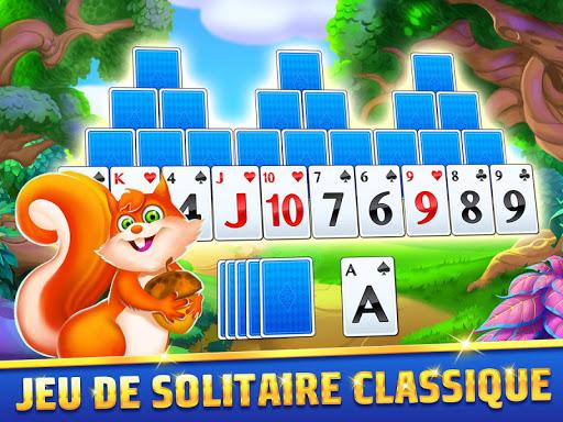 Solitaire TriPeaks Journey: jeu de cartes gratuit  captures d'écran 5