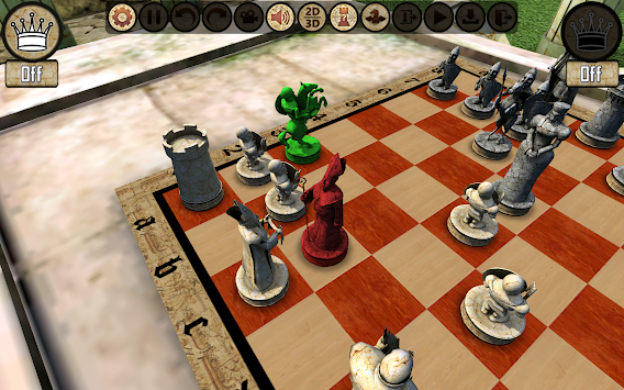 Warrior Chess apk screenshot