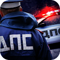 Night Police Post 3D icon