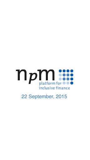 NpM Conference 2015