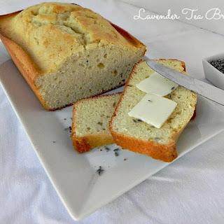 Lavender Tea Bread.