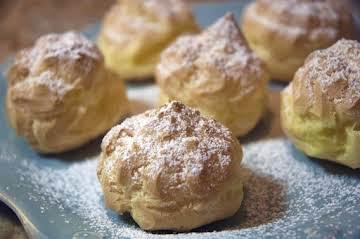 Master Recipe: Pâte à Choux Dough