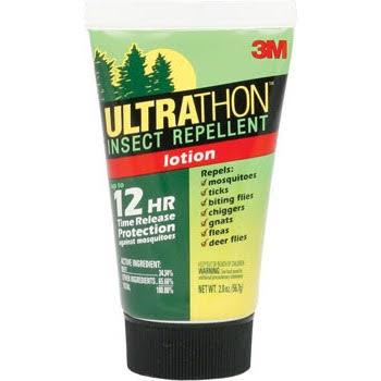 3M Ultrathon Insect Repellent Lotion: 2oz.