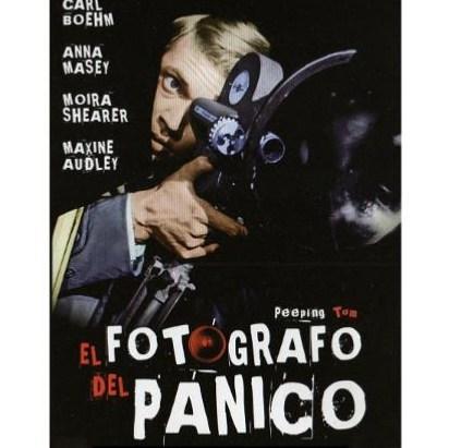 El fotógrafo del pánico (1960, Michael Powell)