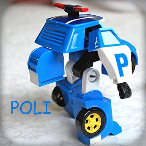 Super Robocar Poli Adventure Game