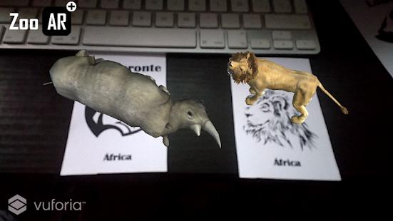 Zoo AR+ - náhled