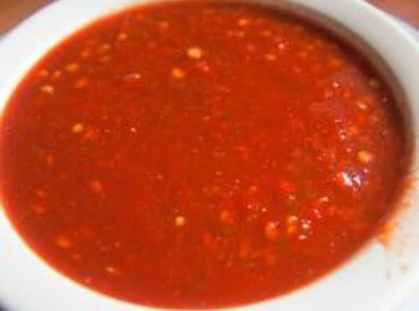 Fiery Scotch Bonnet Sauce Recipe