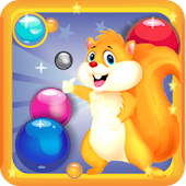 Bubble With Squirrel Trouble 2 icon