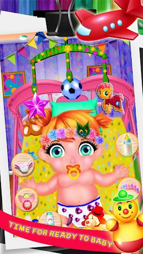 Newborn  Baby -  Mommy  Games  screenshots 6