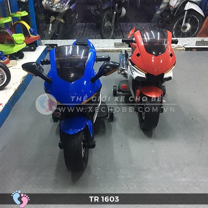 Xe moto điện thể thao Yamaha TR1603 4