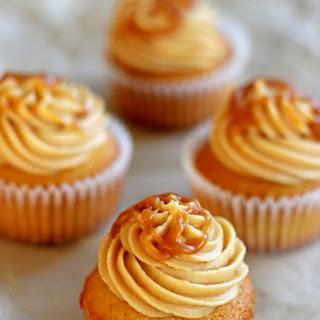 Salted Caramel Cupcakes Recipes.