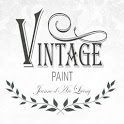 Vintage paint icon
