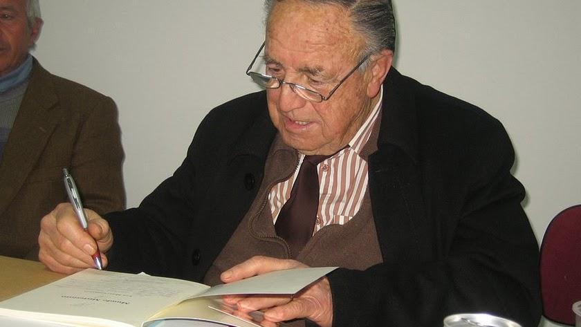 El primer alcalde de Albox en la democracia, José Miras Carrasco.