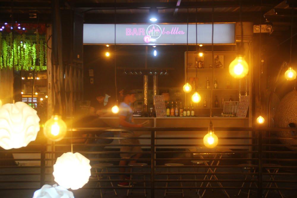 Bar n Bottles Stall