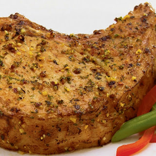 Garlic and Herb Pork Chops