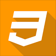 App Icon for Учебник по CSS App in Czech Republic Google Play Store