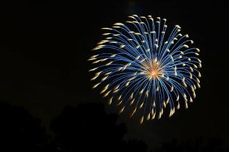 Photo: 4th of July Fireworks 2012, La Centerra, Katy, TX