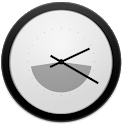 24h Analog Clock Widget icon