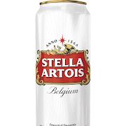STELLA ARTOIS 473ml (5.0% AVB)