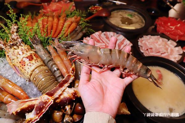 竹北火鍋吃到飽推薦鮮稻精緻鍋物!單點、吃到飽套餐通通有