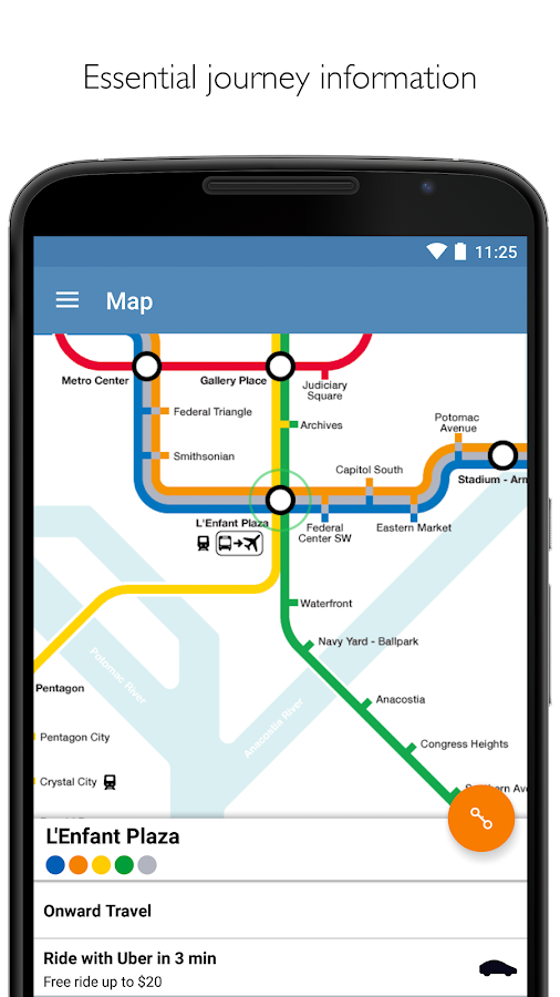 how to make a route on google maps app