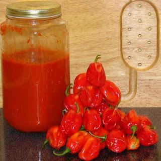 How to Make Habanero Pepper Mash.