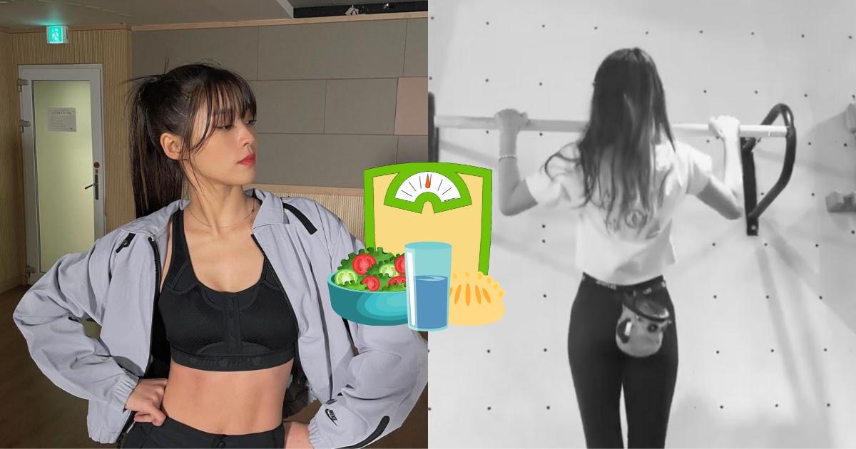 Seolhyun AOA Mengungkapkan Berat Badannya Saat Ini Dan Membagikan Semua Tips Dietnya Untuk Menurunkan Lemak Di Setiap Area Tubuh