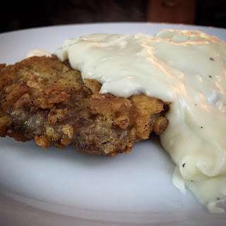 Country Fried Steak and Gravy