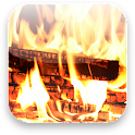 Natural Fireplace icon