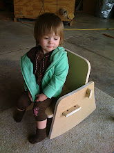 Photo: Rocking Chair in Progress