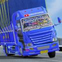 Mod Truck Wahyu Abadi Simulator Indonesia icon