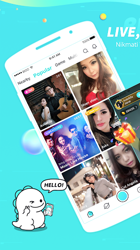 Bigo Live – #1 Live Streaming, Live Video, Live Chat