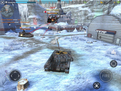 Massive Warfare: Aftermath - Free Tank Game  screenshots 11