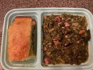 I'm a Southern Girl Now....Pot Likker Soup