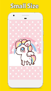 Unicorn Wallpapers Cute - náhled